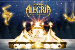 carpa circo alegría