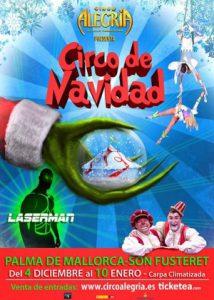 circo alegria circo de navidad