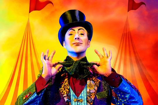 Le Grand Cirque Mystike Tarragona