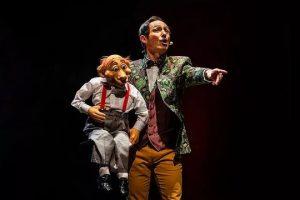 Circo Élite la aventura de romeo
