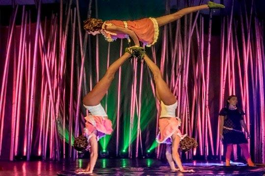 el circo encantado nuevo show de il circo italiano