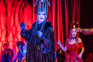 circo encantado Pamplona