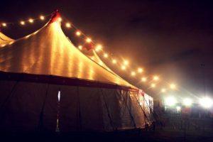 nuevo espectáculo de circo