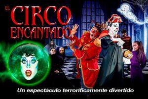 el curco encantado espectáculo de il circo italiano