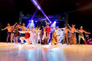 Circo Stellar en Miranda de Ebro