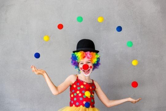 artista circo