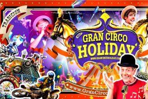 cartel circo holiday